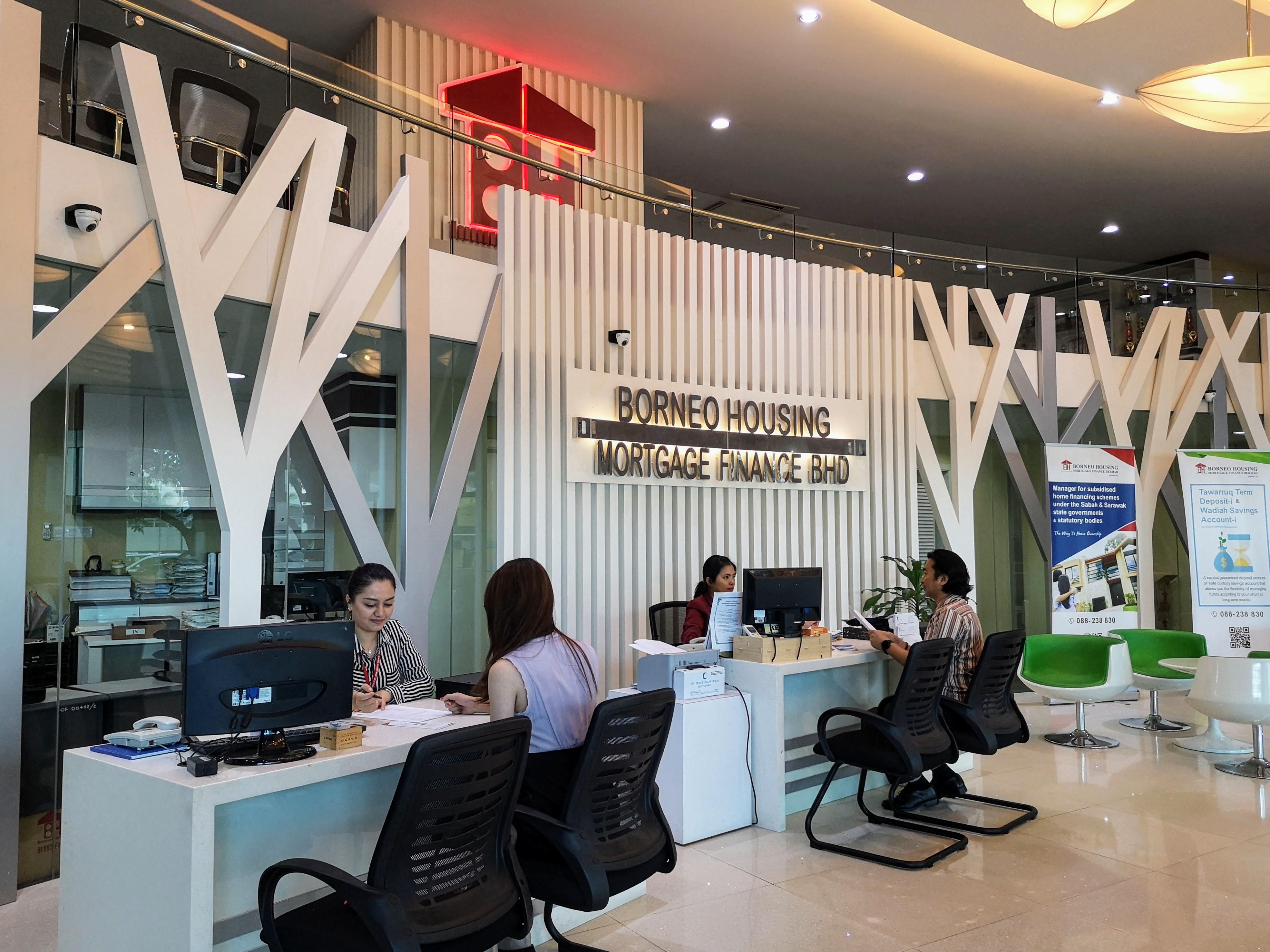 Sabah Office At Sadong Jaya