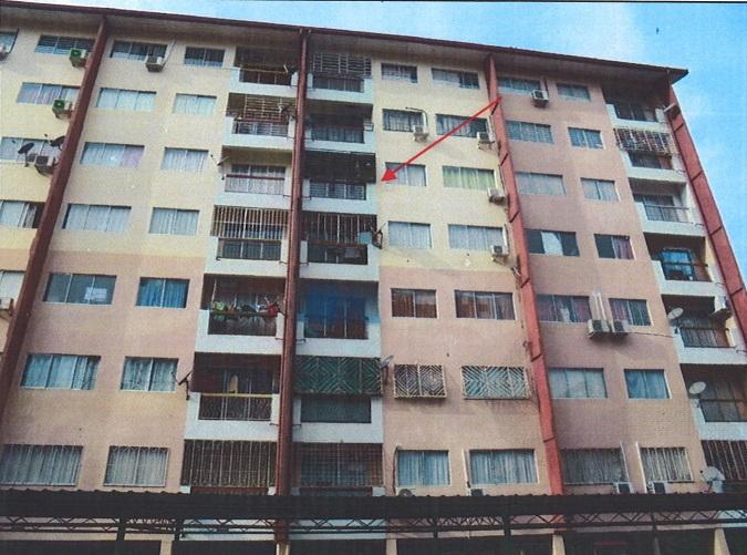 Lok Kawi Heights Apartments, Lok Kawi, Sabah