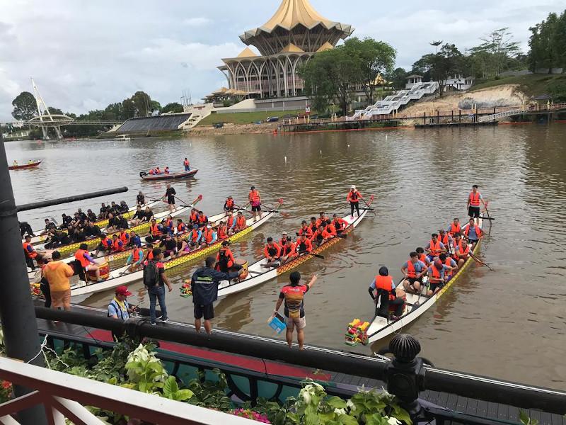Sarawak Regatta 2019: Race For Harmony