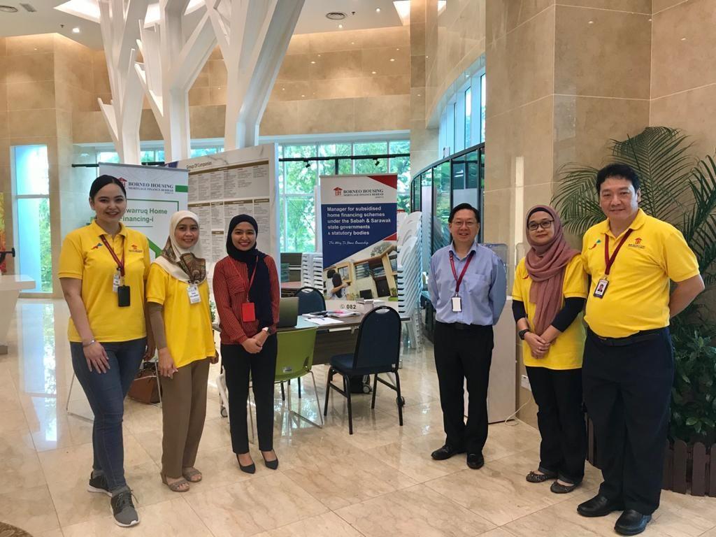 Roadshow At SEDC Headquarters, Menara SEDC, Kuching