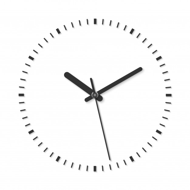 black-white-vector-illustration-vintage-analog-clock_97886-1
