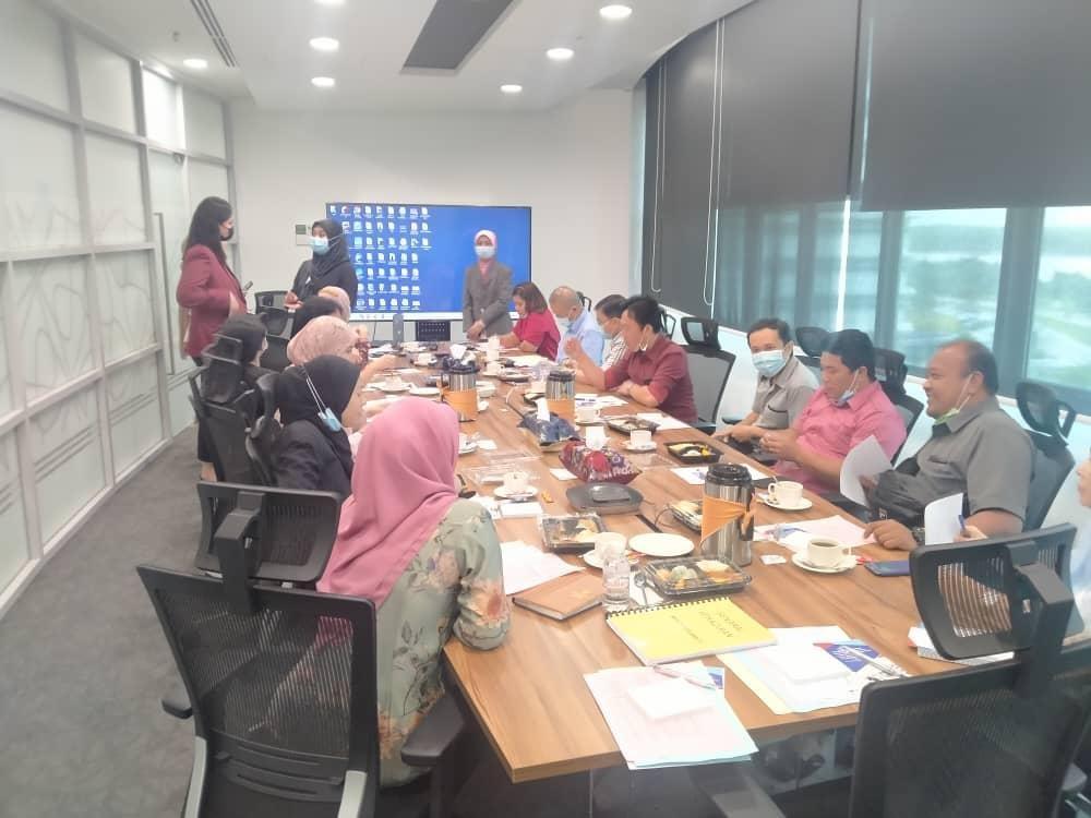 Roadshow At Kementerian Pendidikan, Sains Dan Penyelidikan Teknologi Sarawak